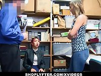 ShopLyfter - Super Hot Japanese Mommy Pulverizes for Daughters-In-Law Freedom