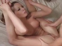 yoga sex with really flexible girl