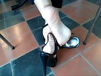 Fabulous xxx video High Heels hottest like in your dreams
