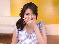 Hottest Japanese model in Horny HD, Couple JAV scene