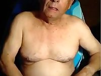 Sexy Hispanic Grandpa