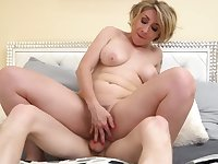 Julie Holly is a muddy minded mature woman, who loves to get torn up in the arse