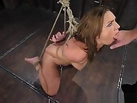 Flower Tucci in BDSM