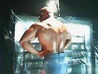 Bodybuilder Muscle Worship - Beto