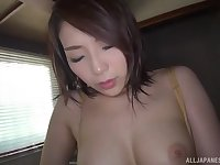 asian couple like sex games together until both cum together