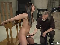 Male domination and BDSM sex for Jade Thomas
