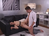 Michael Fly Licking beauty Yasmeen's hole fucked her in her pussy