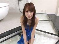 Miina Yoshihara Uncensored Hardcore Video with Swallow, Creampie scenes